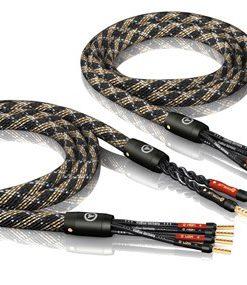 Viablue SC-4 Silver-Series Bi-Wire Crimp