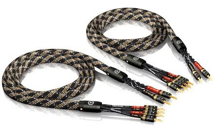 Viablue SC-4 Silver-Series Bi-Wire T6s
