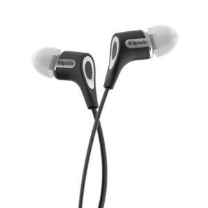 klipsch R6 In-Ear hooftelefoon