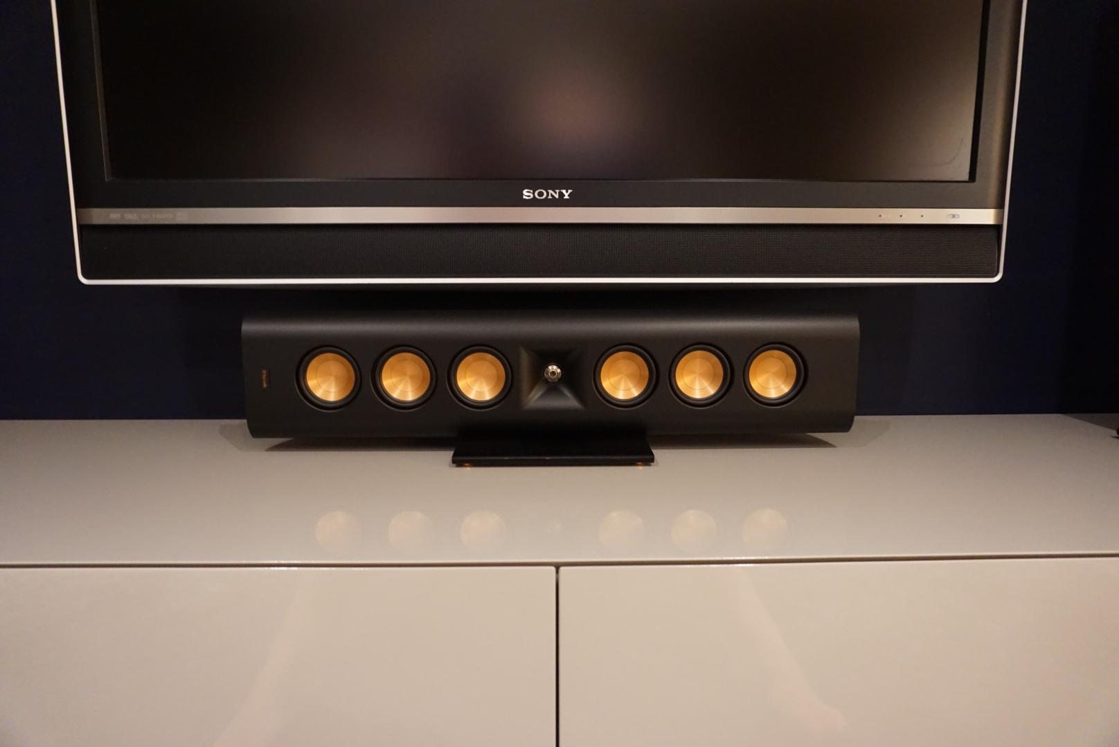 Klipsch rp-640d center luidspreker